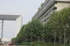 Direction Arche de Défense