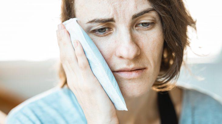 douleur musculaire et dentaire